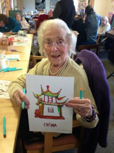Willows Day Centre Chinese Culture Sharing