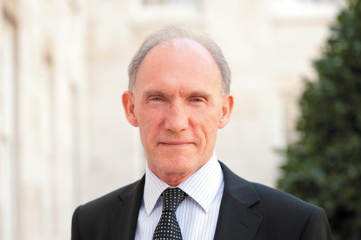 Vice-Chancellor Professor David Greenaway