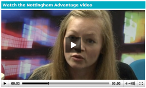 Impact - Nottingham Advantage Award video