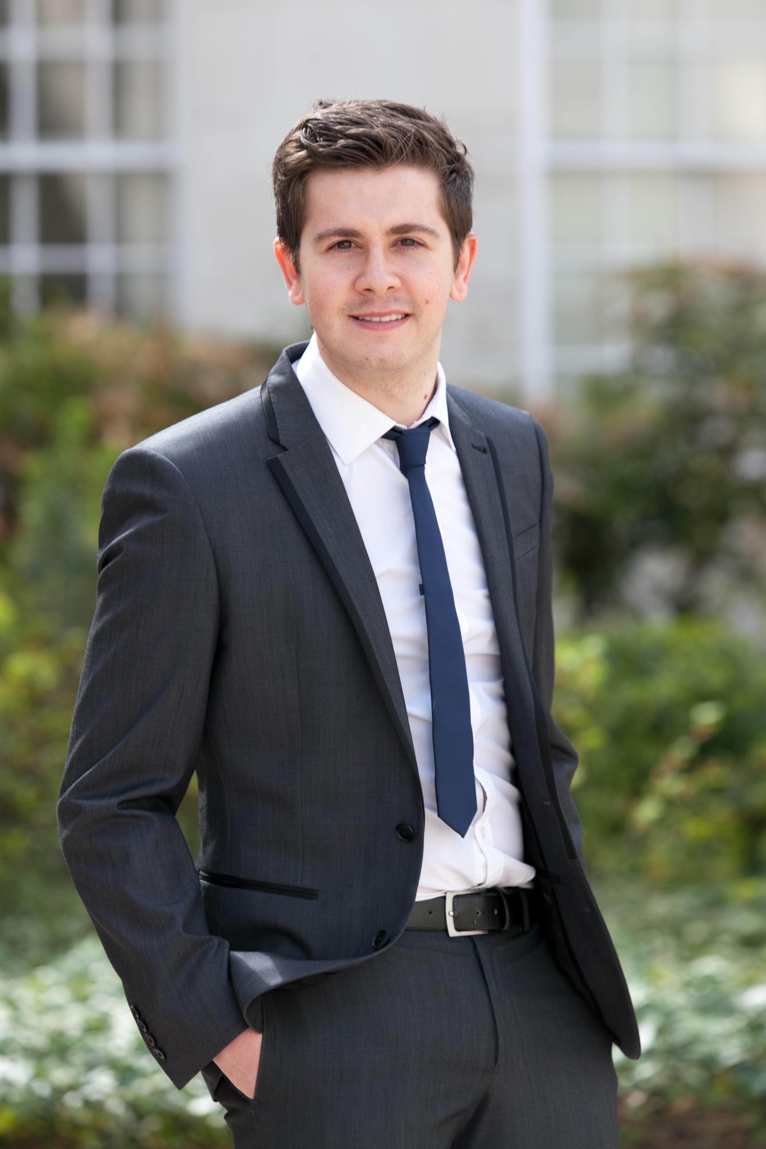 Mathew Liasis Wins Barclays Leadership Prize Nottingham