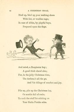 A Christmas Croak
