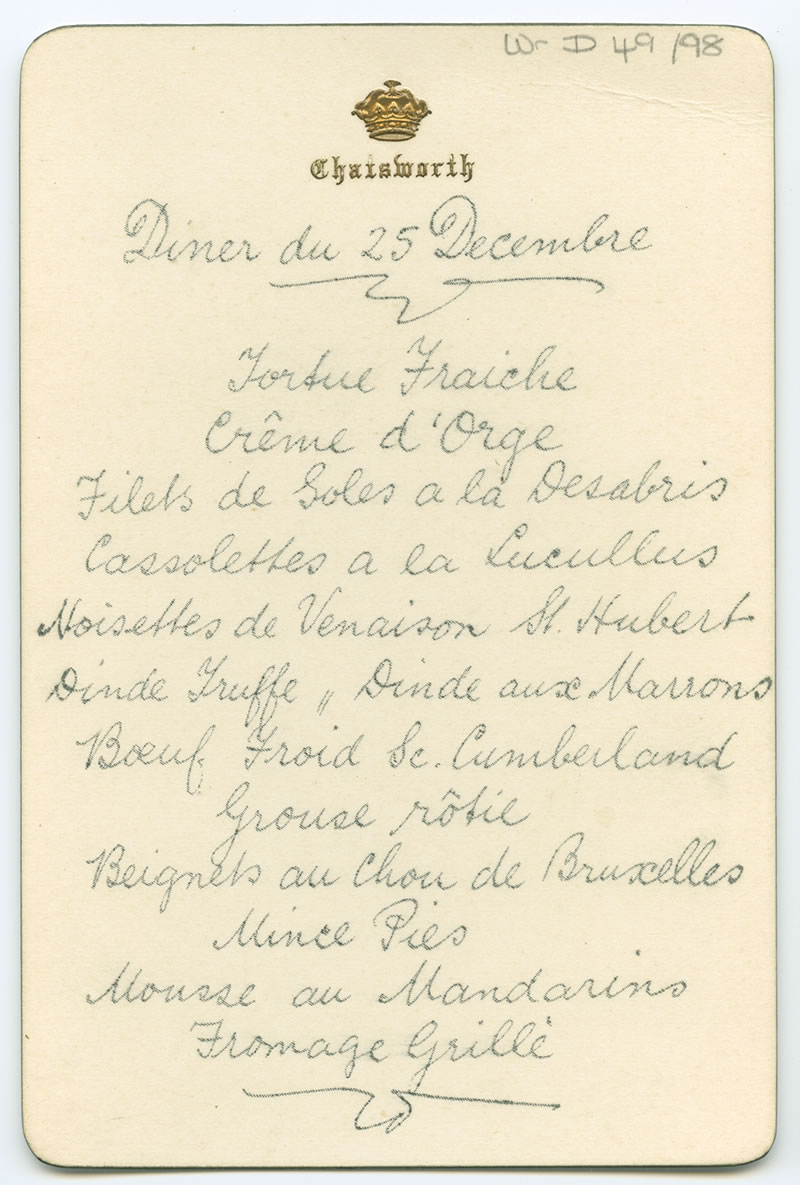 French traditional christmas menu | All pics gallery