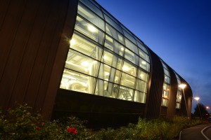 The Aerospace Technology Centre (ATC), home to the IAT on The University of Nottingham Innovation Park (UNIP)