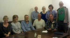 Maths Post - Grad  1972 reunion