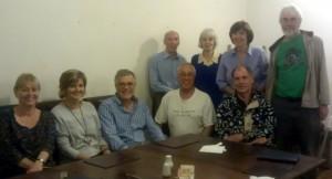 Maths Post - Grad  1972 reunion
