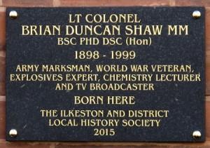 Lieutenant Colonel Brian Shaw 2 - alumni blog