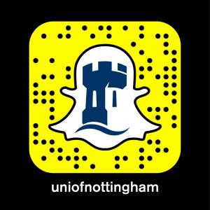 uniofnottingham-Snapchat
