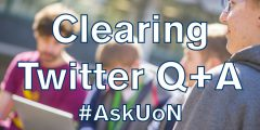 Clearing Twitter Q&A 1