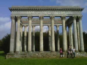 Temple of concord