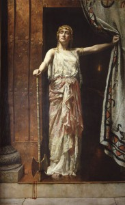 Collier-Clytemnestra_after_the_murder