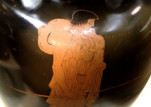 Oedipus vase