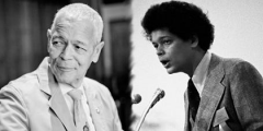 Julian Bond: civil rights activist
