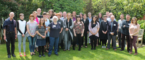 Culture as testimony network workshop participants May 17