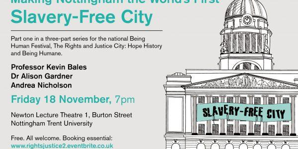 Slavery Free City