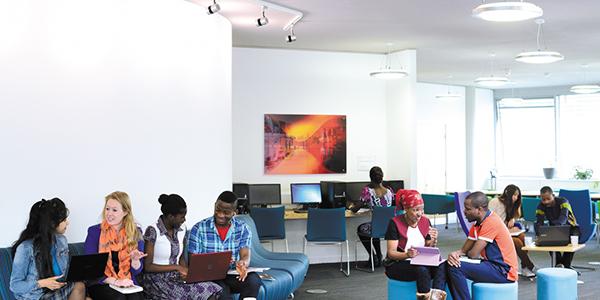 Nicole graduate centre