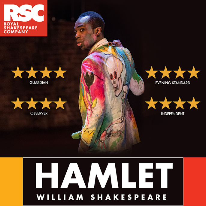 a review of the royal shakespeare companys production of hamlet Read the latest london theatre reviews for  as hamlet – played by michelle terry, launching into her second production at the helm of shakespeare's.