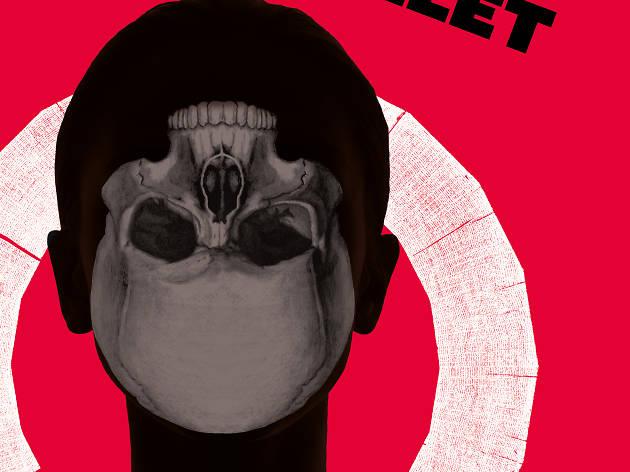 Globe Hamlet poster
