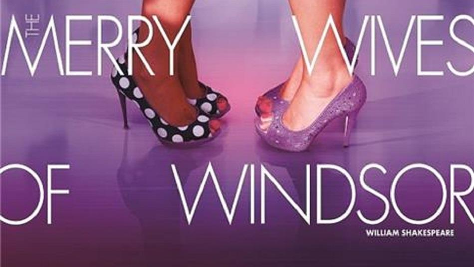 Merry Wives of Windsor poster