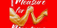 Measure for Measure publicity art
