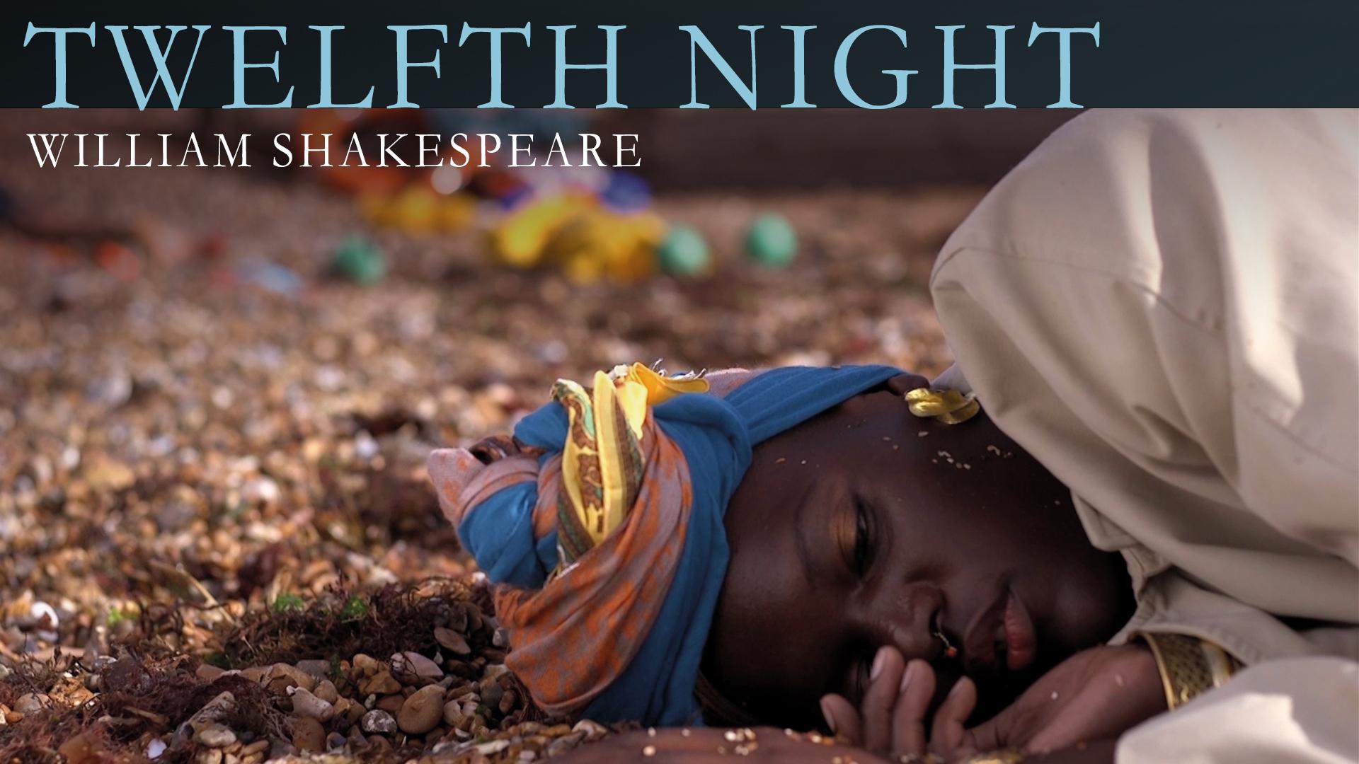 Twelfth Night publicity art