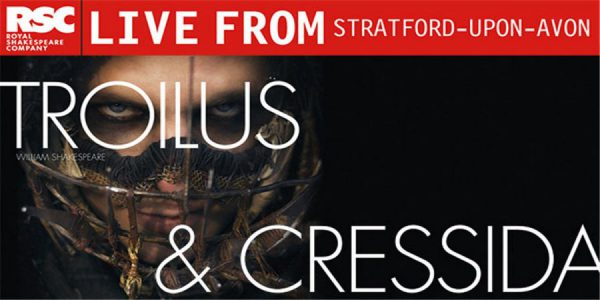 Troilus and Cressida poster