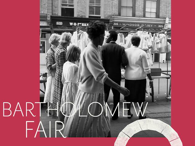 Poster of Bartholomew Fair
