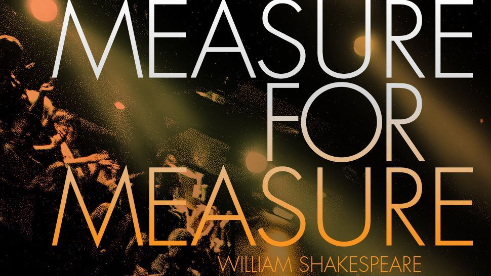 Poster for Measure for Measure