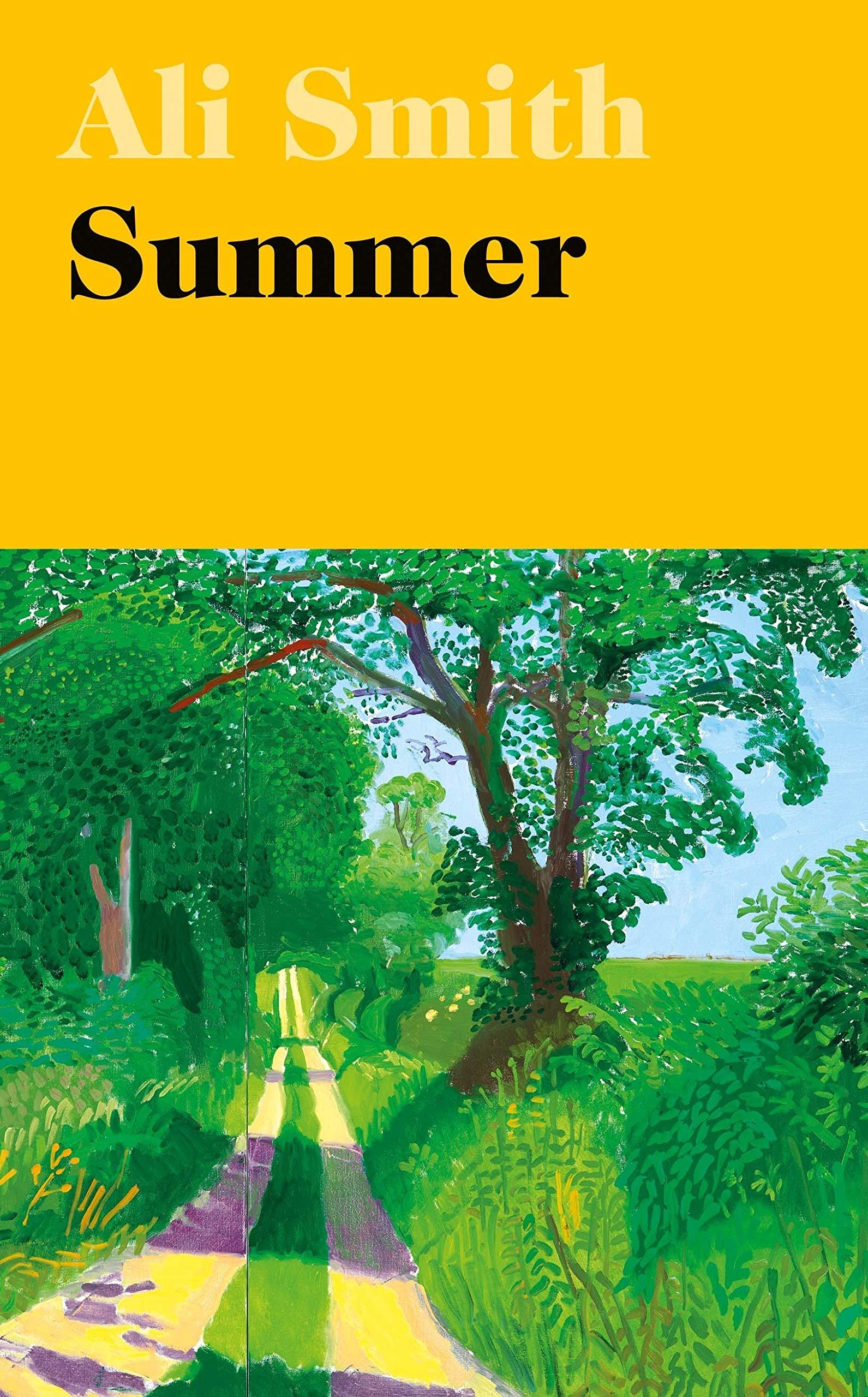 Ali Smith, 'Summer'
