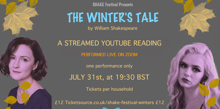 Poster for The Winter's Tale