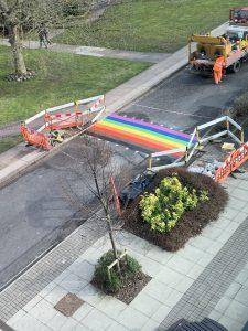 building the rainbow