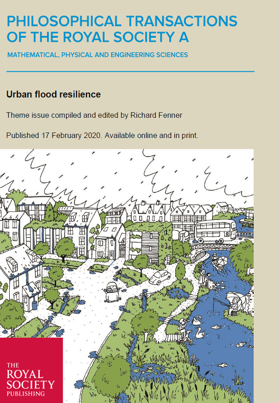 Urban flood resilience special issue (Philosophical Transactions of the Royal Society A journal)