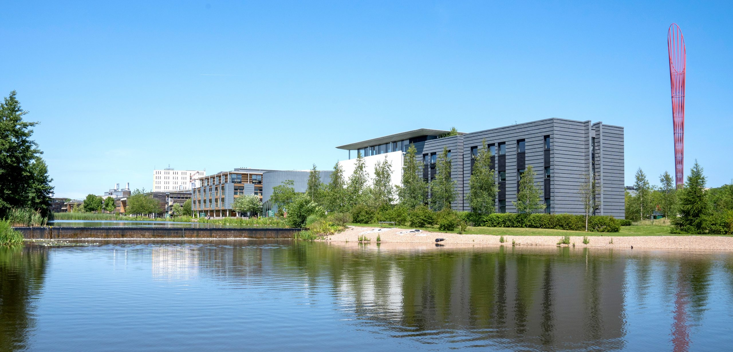 Nottingham Jubilee Campus Business School