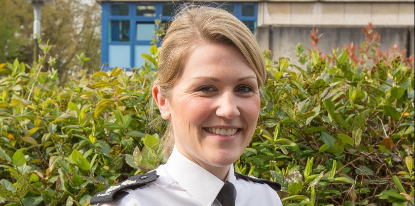 Clare Rukas - Nottinghamshire Police
