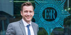 Mike Allen, Nottinghamshire Police