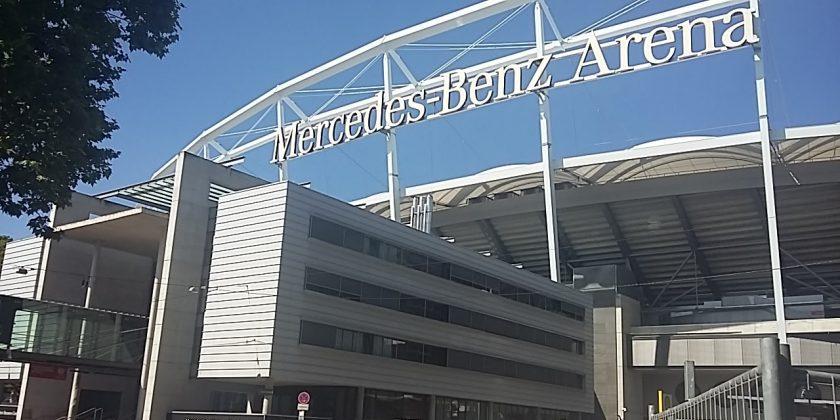 Mercedes-Benz Arena