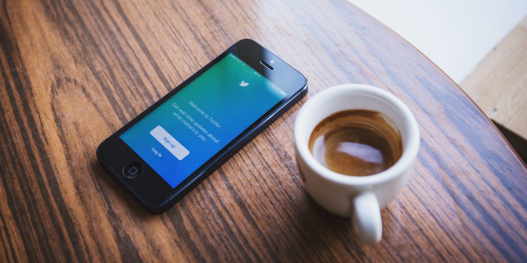 find internships on twitter