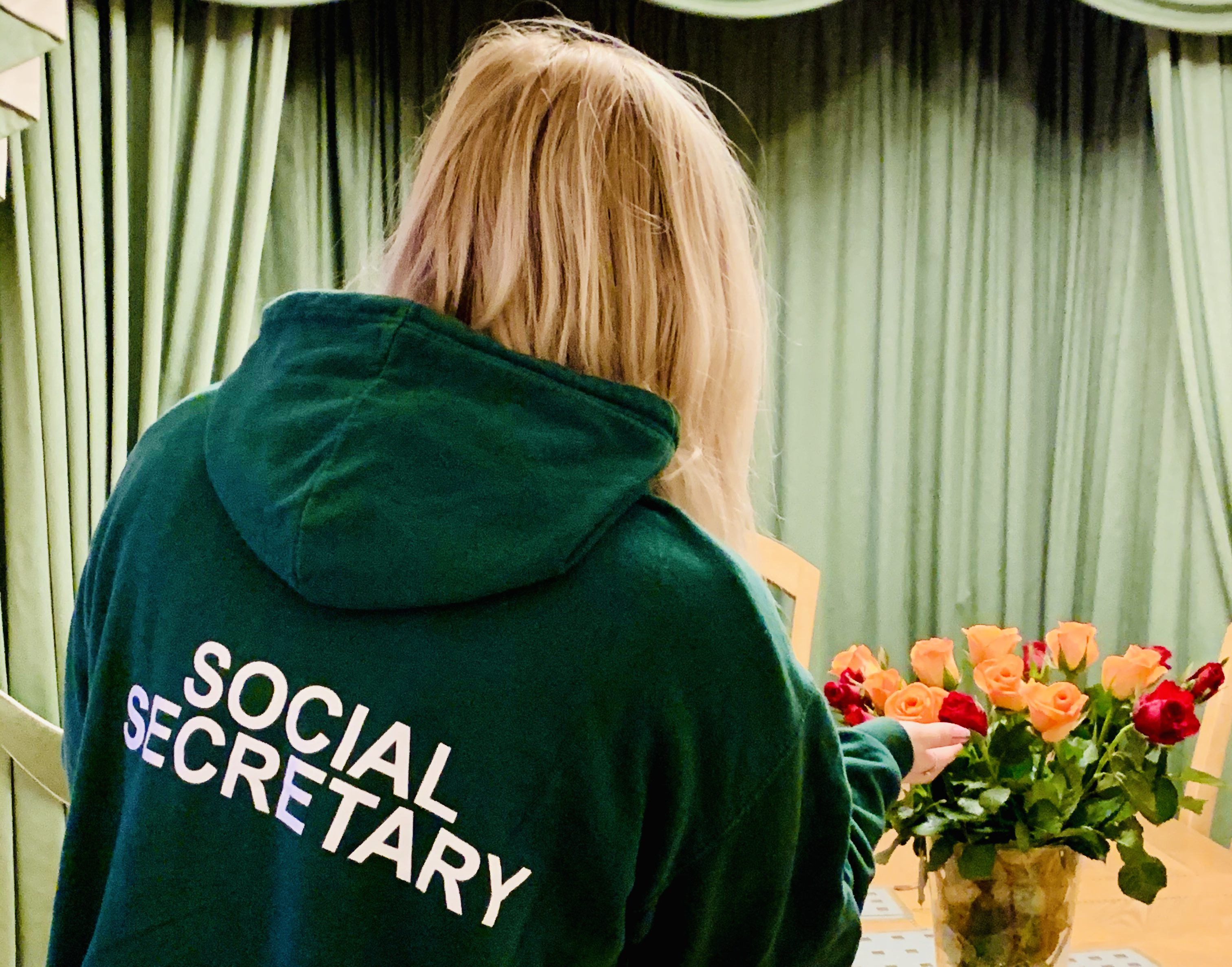 Social secretary