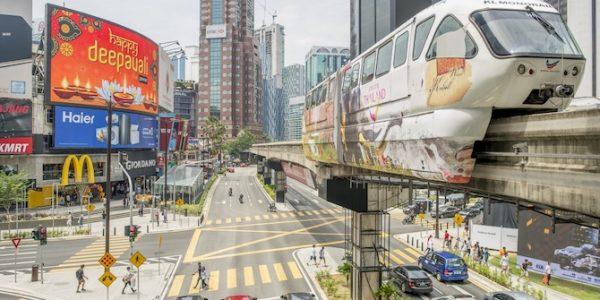 View of Kuala Lumpur City