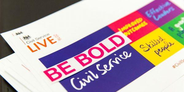 Civil Service poster