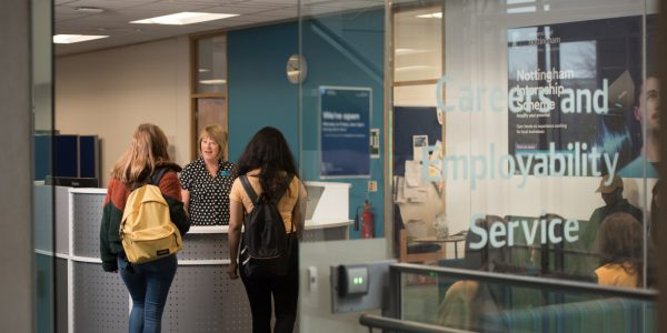 The Careers and Employability Service