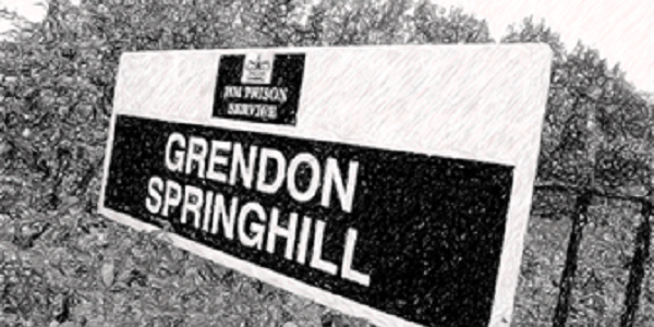 HMP Grendon therapeutic communty