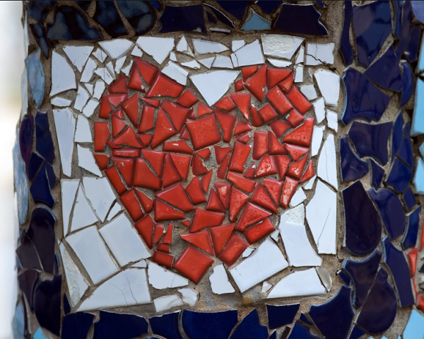 Broken heart - valentine's day article
