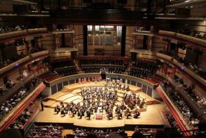 Symphony Hall 2014