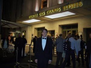 Theatre des Champselysee 2014