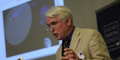 Professor Steve Rayner on research and values