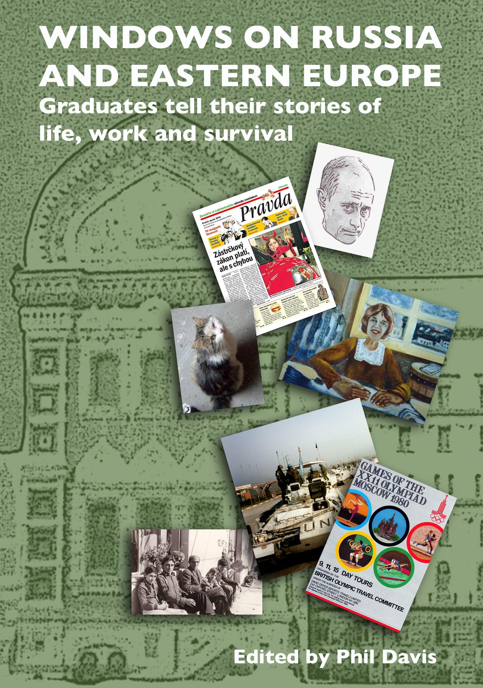 RSS alumni book cover