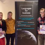 Languages for Business event