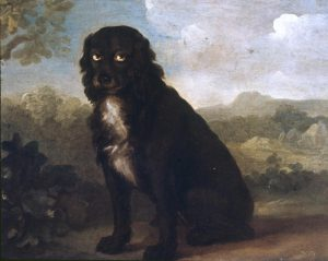 Hogarth, William, Mr Wood's Dog Vulcan,n c.1735, scanned from 35mm slide in Digital Humanities Centre, University of Nottingham.