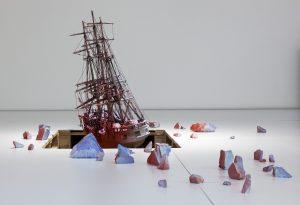 After Life, Mariele Neudecker, mixed media installation, 2016
