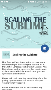 Scaling the Sublime Artcodes app